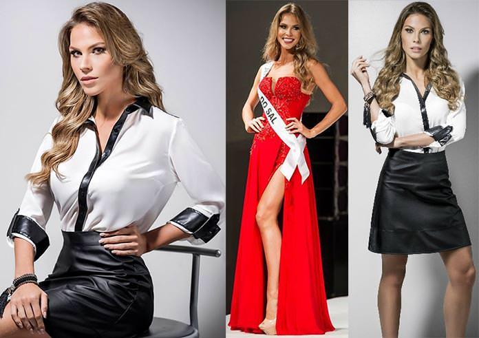 Miss Arroio do Sal 2016 - Gabriella Soltys