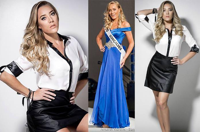 Miss Bento Gonçalves 2016 - Ana Cláudia Diehl