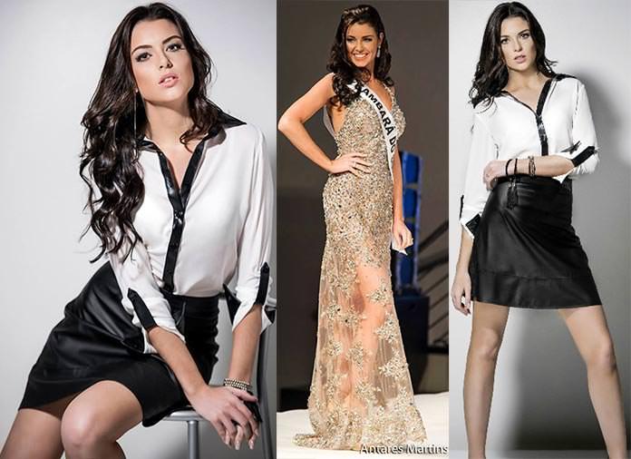 Miss Cambará do Sul 2016 - Giane Aparecida Carvalho