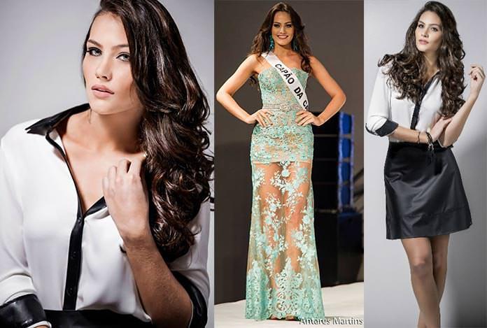 Miss Capão da Canoa 2016 - Patricia Padilha