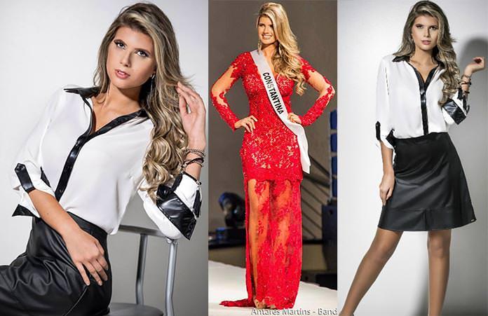 Miss Constantina 2016 Nathalia Deon Marcon