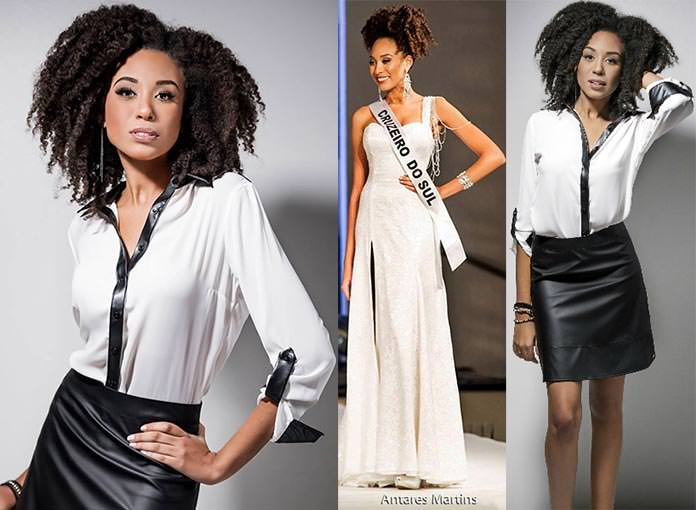 Miss Cruzeiro do Sul - Manuela Teixeira da Silva