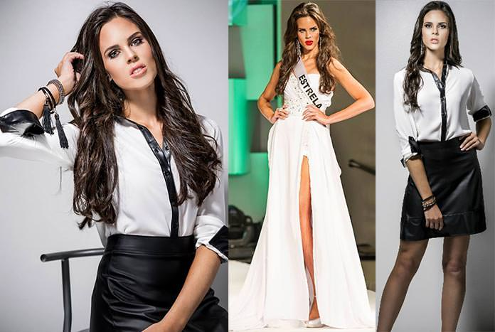 Miss Estrela 2016 - Maiara Biberg