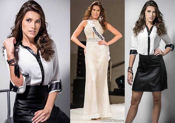 Miss Horizontina 2016 - Barbara Pais