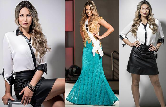 Miss Itaara - Tainara Machado
