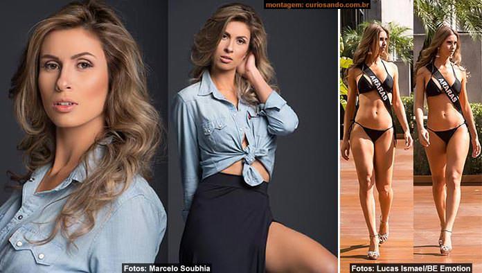 Miss Araras 2016, Daiane Nayara Teixeira