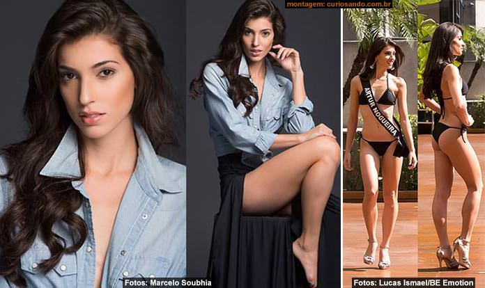Miss Artur Nogueira 2016, Natália Aparecida de Souza
