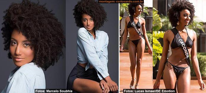 Miss Caconde 2016, Sabrina de Paiva