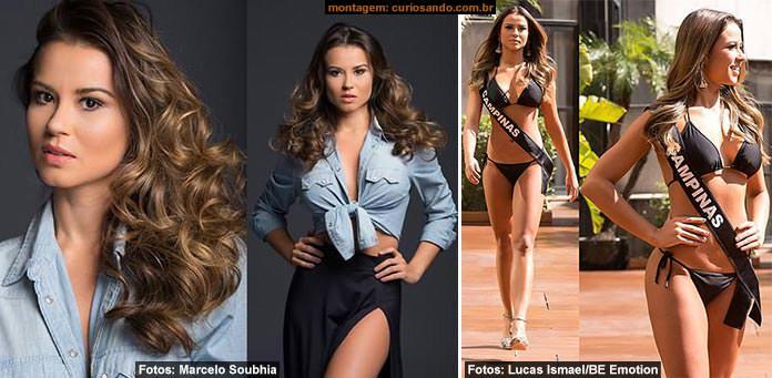 Miss Campinas 2016, Vanessa de Araujo Chaves