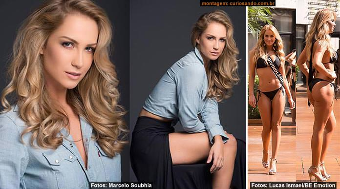 Miss Divinolândia 2016, Marcela Ribeiro Melo