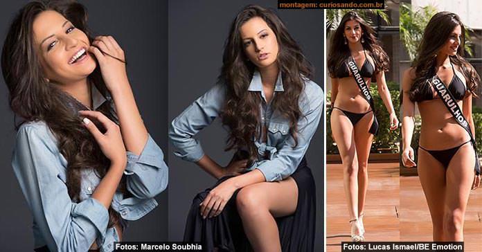 Miss Guarulhos 2016, Iara Oliveira de Souza