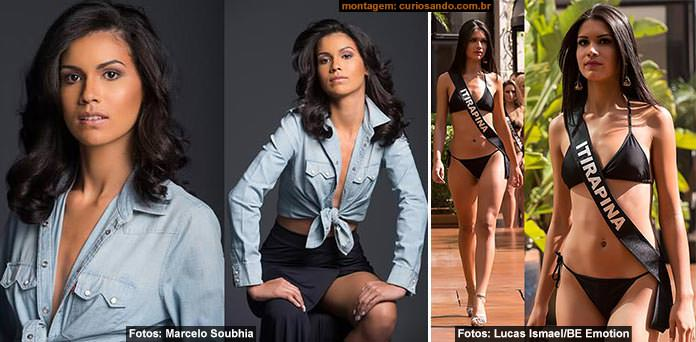 Miss Itirapina 2016, Ana Carolina Silva de Oliveira