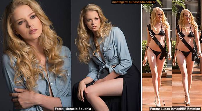Miss Jaú 2016, Mônica Cristina Rosa