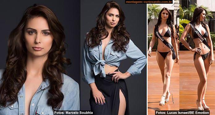 Miss Jundiaí 2016, Caren Cristina Sibikoski