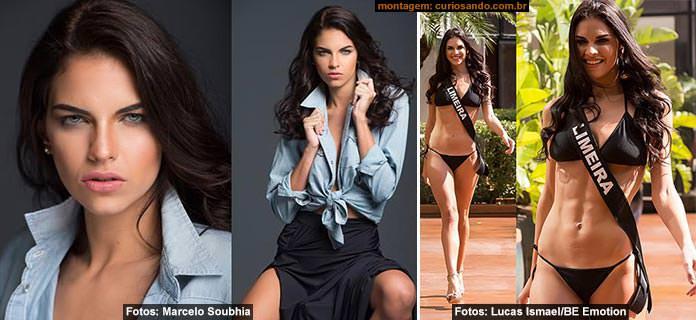 Miss Limeira 2016, Ana Beatriz Camargo