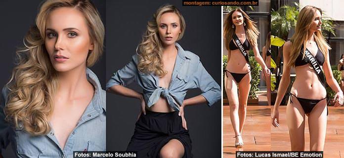Miss Marília 2016, Maria Carolina Belfante