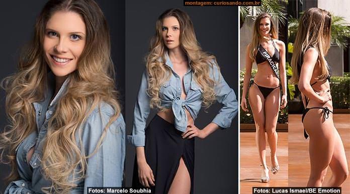 Miss Piracicaba 2016, Graciele Di Monaco Nogueira