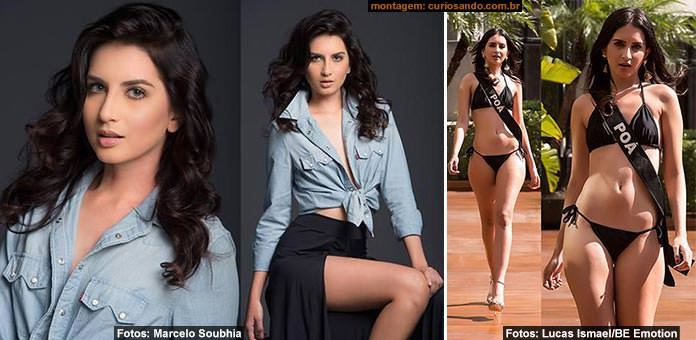 Miss Poá 2016, Hildelane Maria Carvalho