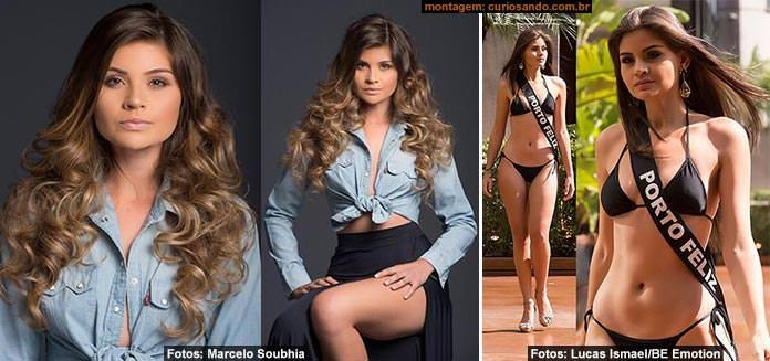 Miss Porto Feliz 2016, Laís Poliana de Carvalho