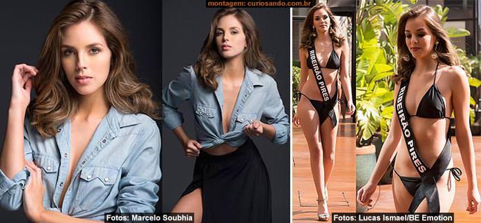 Miss Ribeirão Pires 2016, Fernanda Alves dos Santos