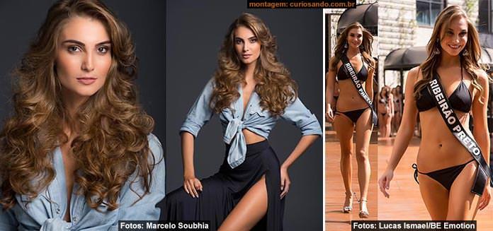 Miss Ribeirão Preto 2016, Marina Andrade Lemos