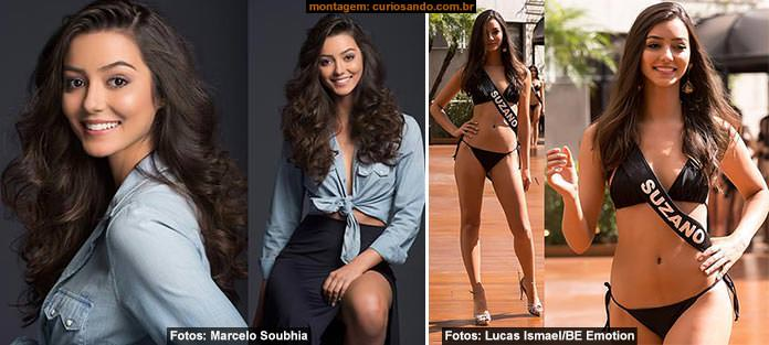 Miss Suzano 2016, Natália Fabrizzi