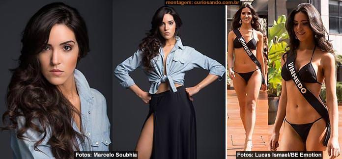 Miss Vinhedo 2016, Verônica Antoniol