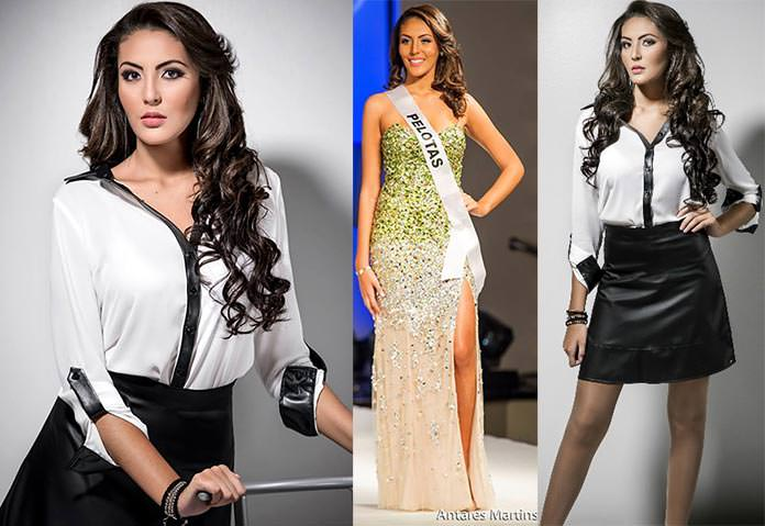 Miss Pelotas - Joanne Santos