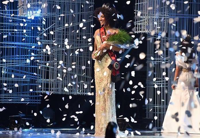 Sabrina de Paiva, de Caconde é a Miss São Paulo 2016