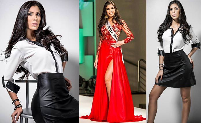 Miss Santa Maria 2016 - Aline Gonçalves