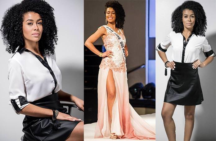 Miss São José dos Ausentes - Ana Luiza Velho