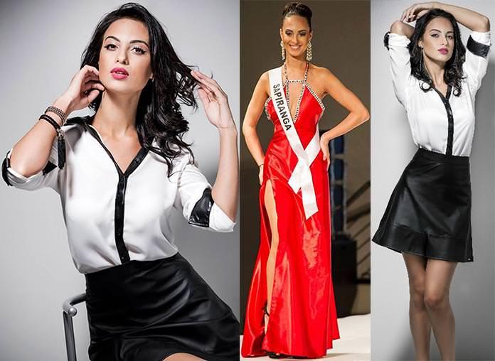 Miss Sapiranga - Marina Hartz
