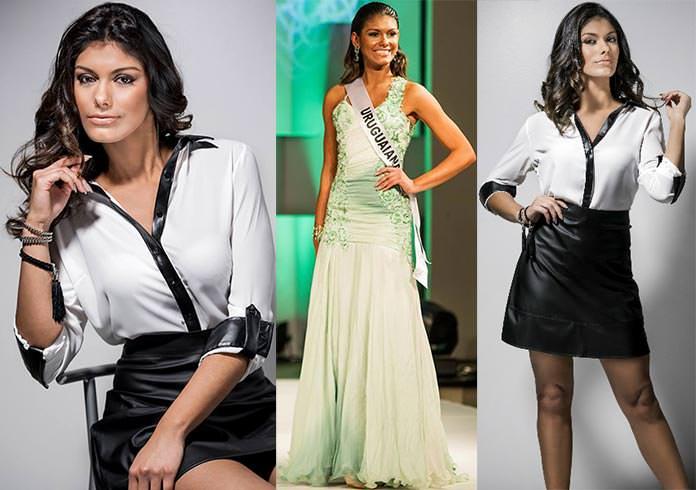 Miss Uruguaiana 2016 Andrielle Rosa