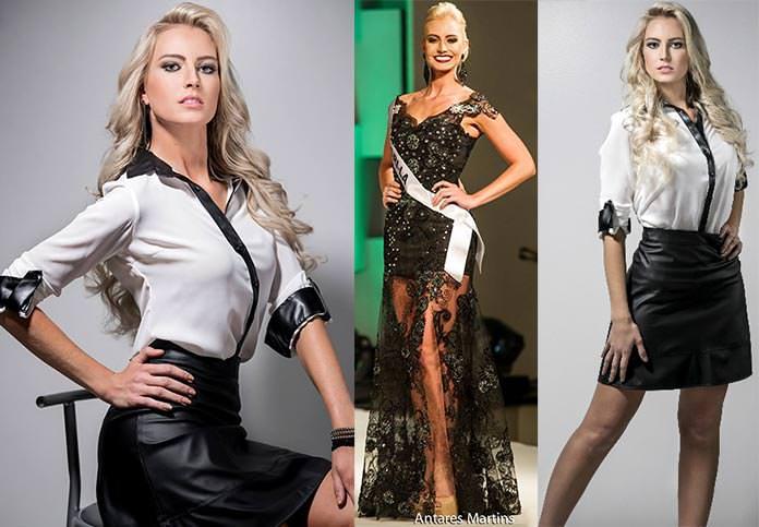 Miss Xangri-lá 2016 - Monica Seidel