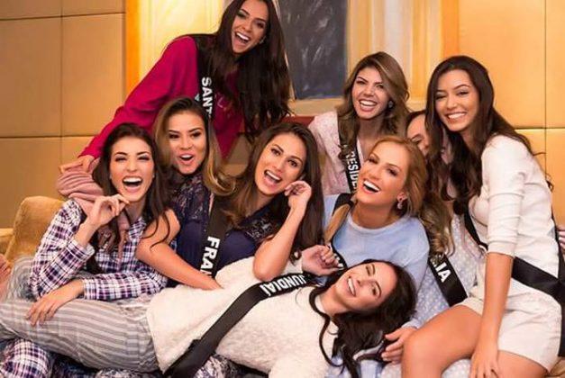 Candidatas do Miss São Paulo 2016