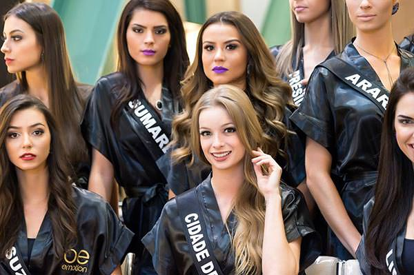 Candidatas do Miss SP 2016