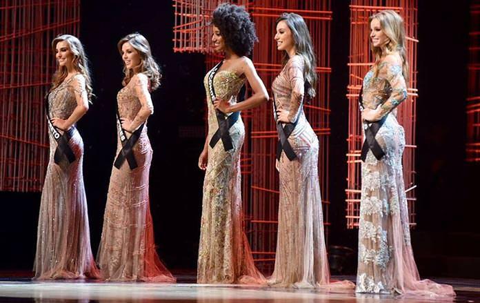 TOP 5 do Miss São Paulo 2016 - Divulgação Be Emotion