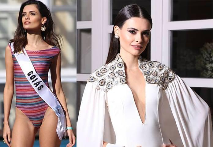 Beatrice Fontoura é a Miss Mundo Brasil 2016