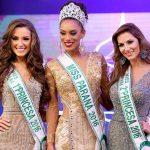 Karina Tamazia Macedo, Raissa Santana e Najara Ascencio da Silva