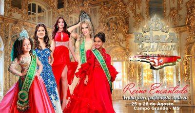 Campo Grande será a sede do Beleza Fashion Brasil 2016