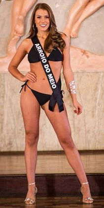 Miss Arroio do Meio - Samara Goncalves