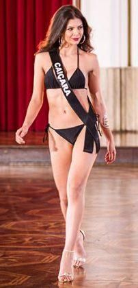 Miss Caiçara 2016 - Camila Stefanello
