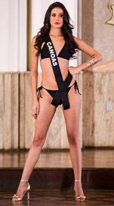 Miss Canoas 2016 - Angélica Silveira