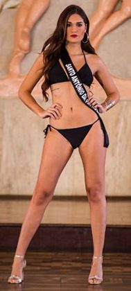 Miss Santo Antônio da Patrulha 2016 - Katiane Rosa
