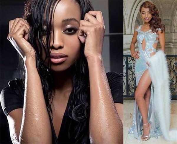 Miss Mundo África do Sul - Ntandoyenkosi Ntando Kunene