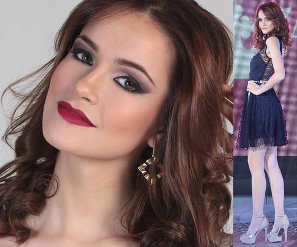 Miss Mundo Argentina 2016 - Camila Macias