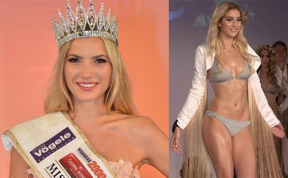 Miss Mundo Áustria - Dragana Stankovic