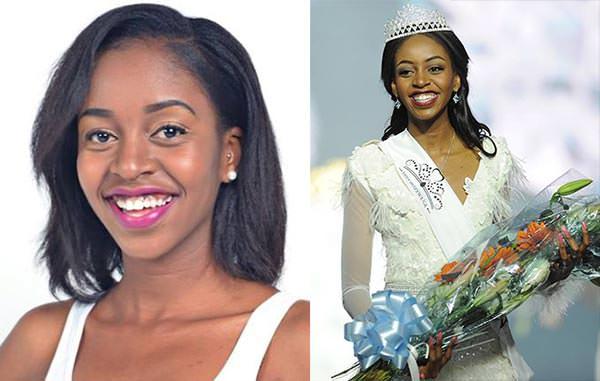 Miss Mundo Botswana - Thata Kenosi