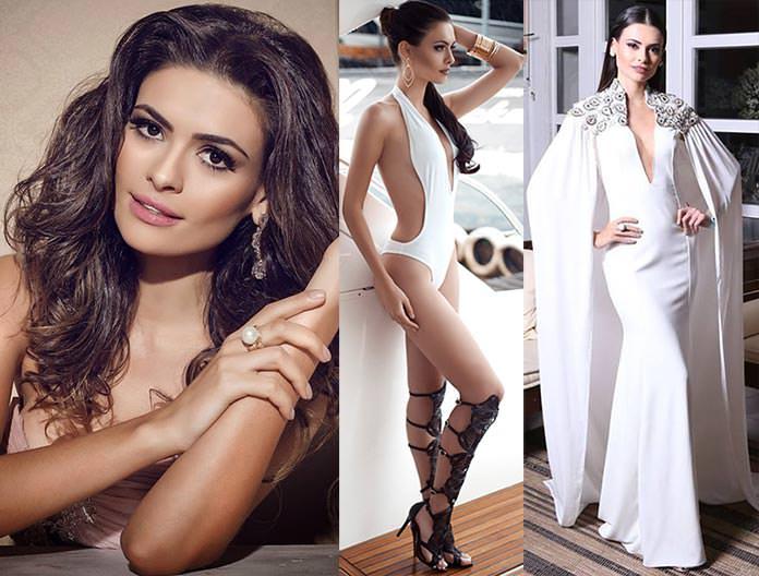 Miss Mundo Brasil - Beatrice Fontoura