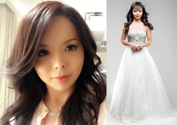 Miss Mundo Canadá - Anastasia Lin